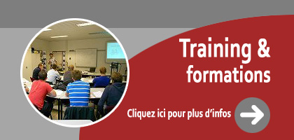 Formations et training chez TAE