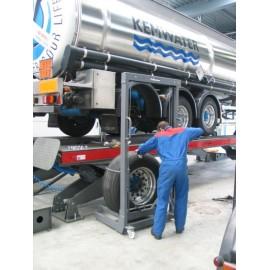 Système de levage de roue poids-lourds FINKBEINER