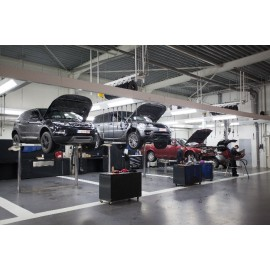 ANDRE AUTOMOTIVE JAGUAR & LANDROVER - Asse