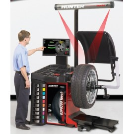 equilibreuse de roues HUNTER DSP 9200