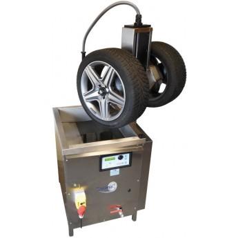 Lavage de roues avec ultrason - TIRESONIC