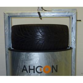 Waterbak met lift AHCON