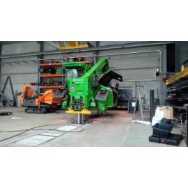 DEVAKO MACHINERY - atelier voor hoogtewerkers