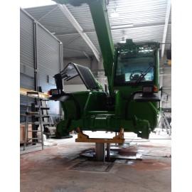 DEVAKO MACHINERY - entretiens machines pour travailler en hauteur