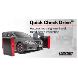 Chaîne diagnostique HUNTER -QUICK CHECK DRIVE