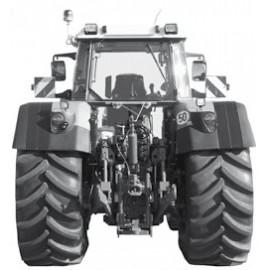 Vermogenbank Maha LPS ZW500 voor traktoren
