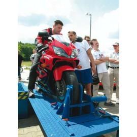 Vermogentestank Maha LPS 3000 moto