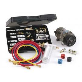 Robinair spoelsystemen voor airco systemen