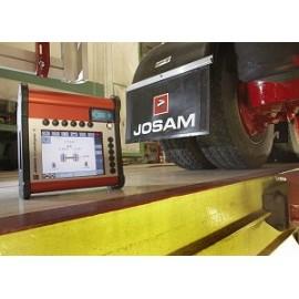 Josam truckuitlijner voor vrachtwagens