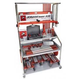 Josam Laser AWF uitlijner voor Truck en Bus
