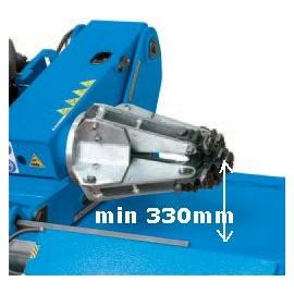 Démonte-pneu Ravaglioli G10360.15