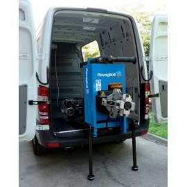 Echangeur de pneus mobile pour dépannage Ravaglioli GRSG926 MOVI