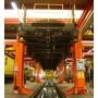 Hefkolommen voor trein en tramstellen