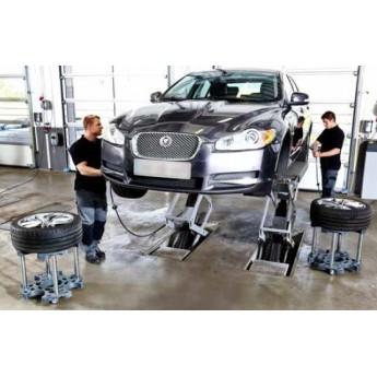 AHCON complète le service roues/pneus