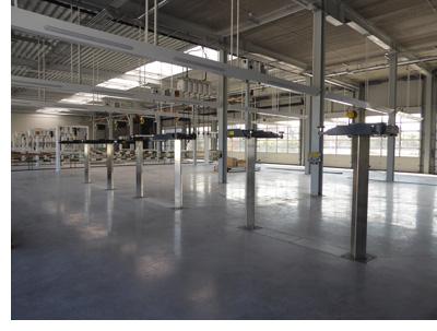 garage aerts à bornem conception equipement par tae